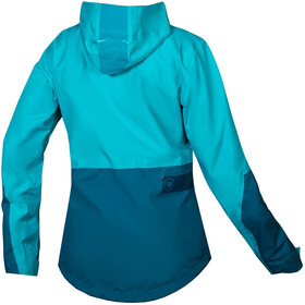 Endura SingleTrack Jas Dames, kingfisher